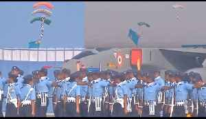India Air Force celebrates 86th Air Force Day, Watch Viral Video | Oneindia News [Video]