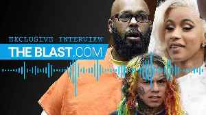 Suge Knight Calls Cardi B 'The Most Incredible Artist,' Respects 6ix9ine & Young Rappers [Video]