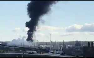 Explosion and Fire Reported at New Brunswick Oil Refinery [Video]