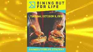 News video: AM Buffalo on the Road - Part 6 Dining Out for Life