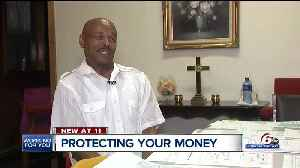 Pastor questions about $30,000 missing from bank [Video]