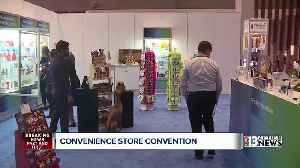 Convenience store expo features healthier food on the go [Video]
