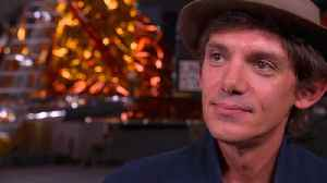 Lukas Haas Talks About Taking A Celebrity NASA Tour [Video]