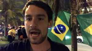 Far-right candidate takes the first round in Brazil's election [Video]