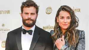 News video: Trending: Jamie Dornan and wife 'expecting third child', Kate Hudson shares picture of new baby and Kanye West quits social medi