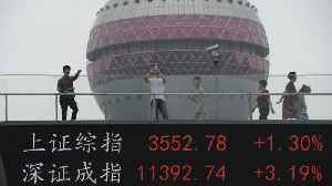 Chinese Stocks Have Almost 5% Drop [Video]