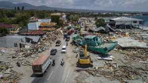 News video: Indonesia Earthquake, Tsunami Death Toll Continues To Rise