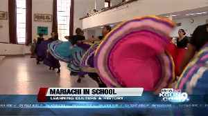 Students learn culture, history of mariachi and folklorico [Video]