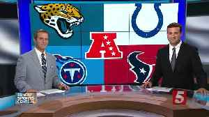 AFC South: Titans Miss Opportunity In Buffalo [Video]