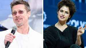 Neri Oxman Denies Dating Brad Pitt After Being Linked in Spring as She Praises Actor [Video]