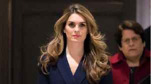 Former Trump Aide Hope Hicks To Be Chief Communications Officer At 'New Fox' [Video]