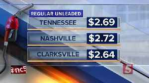 Gas Prices Increase By 6 Cents In Tennessee [Video]