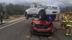 Seat Belts Prevent Serious Injuries After Horrific Crash in Arizona [Video]