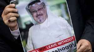 News video: Turkey Investigating Saudi Journalist's Disappearance