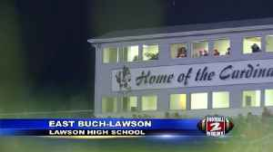 Lawson bounces back with huge win over East Buchanan [Video]