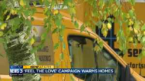 'We're feeling really loved today': Campaign gives families new furnaces in time for winte [Video]