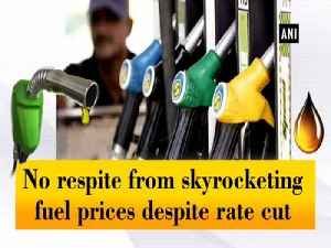 No respite from skyrocketing fuel prices despite rate cut [Video]