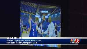 Special Olympics Florida honors top competitors at Champions Gala [Video]
