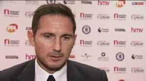 Lampard back Nations League [Video]