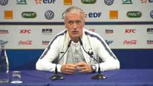 Deschamps: Pogba Jose feud 'exaggerated' [Video]