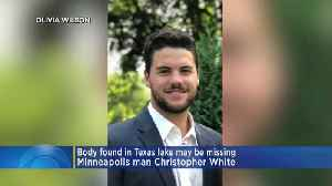 Search For Minneapolis Man Missing In Texas Called Off [Video]