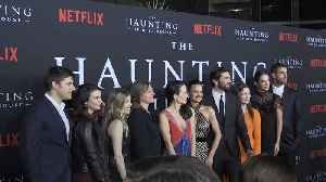 News video: Haunting Of Hill House star discusses adapting classic novel for TV