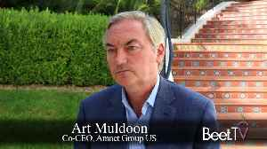 Technology, Immersive Television At 'An Intersection And A Crossroads': Amnet's Muldoon [Video]