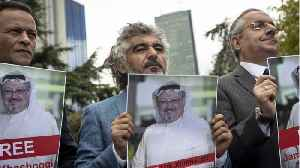 News video: Pompeo Urges Saudi Government To Investigate Journalist Disappearance