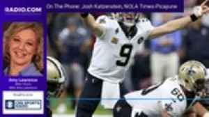 Drew Brees is New Orleans' favorite son and the NFL's all time passing yards leader [Video]