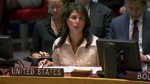 News video: Nikki Haley to Resign as US Ambassador to the United Nations