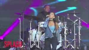 SNTV Ariana Grande set for New Year's Eve weekend concert [Video]