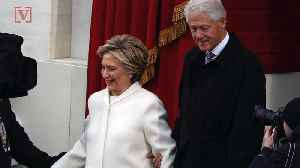Hillary and Bill Clinton to Tour & Break Down 2016 Election Loss [Video]