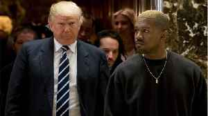 News video: Kanye Heads To West Wing For Lunch With Trump