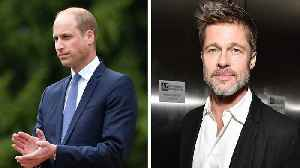 Elizabeth Hurley Reveals Why She Thinks 'Prince William Is Luckier Than Brad Pitt' [Video]