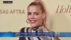 Busy Philipps Accuses James Franco Of Assault On Set Of 'Freaks And Geeks' [Video]