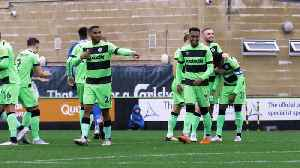UK Soccer Team Forest Green Rovers F.C. is Completely Vegan And Sustainable [Video]