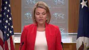 News video: State Dept doesn't know if Saudi journalist is alive