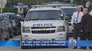 DA: No Charges In Death Of Man Shot By Police In Germantown Home [Video]