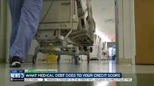 Consumer Reports: What medical debt does to your credit score [Video]