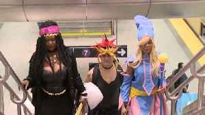 Highlights from New York Comic Con [Video]
