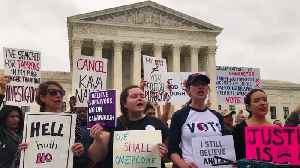 Teens Voice Anger And Disappointment Over Supreme Court Justice Brett Kavanaugh's Confirmation [Video]