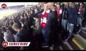 Fulham 1-5 Arsenal | Arsenal Fans Takeover At The Cottage [Video]