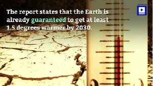 News video: Planet Close to Facing Catastrophic Climate Change Issues