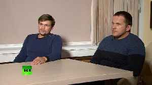 Second Skripal poisoning suspect was decorated as a hero by Putin in 2014: Bellingcat [Video]