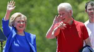 Hillary and Bill Clinton Are Going On Tour [Video]