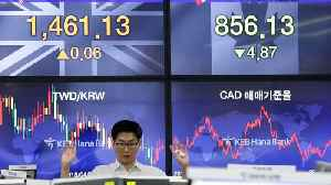 Asian Stocks Hit 17-Month High [Video]