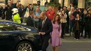 Prince William and Kate's attend Mental Health Summit [Video]