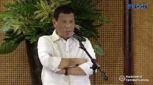 Philippines President Confirms He Does Not Have Cancer [Video]