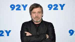 Mark Hamill Campaigns For Fisher [Video]