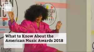 Here's Are The Celebrities Performing At The 2018 American Music Awards [Video]